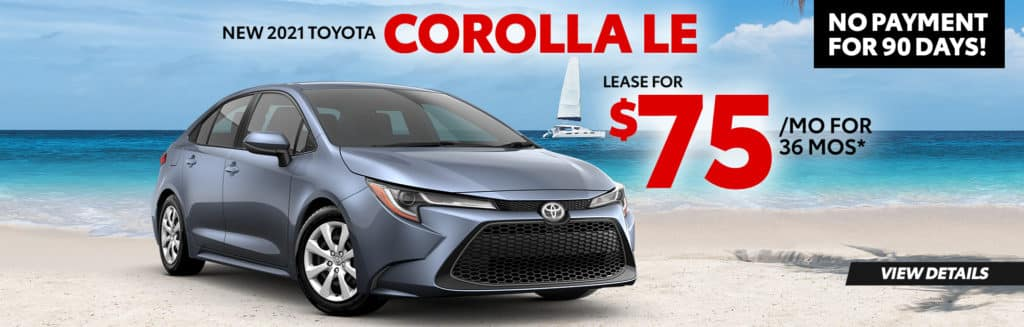 Lease for $75/ mo for 36 months*