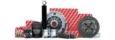 Toyota parts and accessories