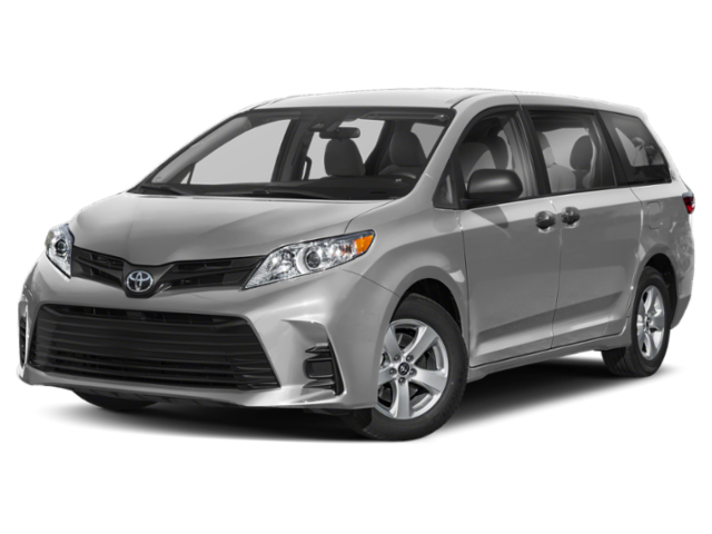 Toyota Sienna for rent - Toyota Rent a Car