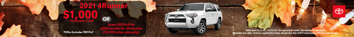 east 4Runner Nov DI
