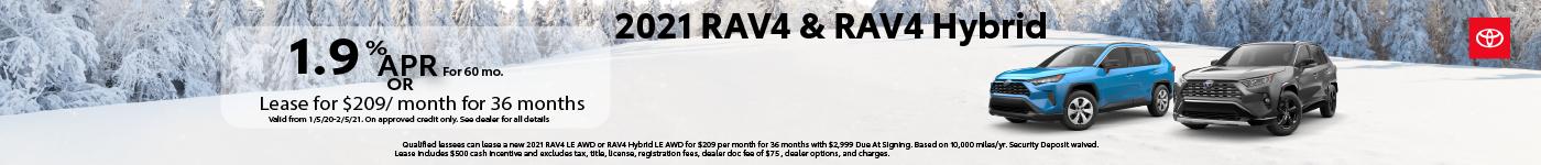 Rav4 Banner
