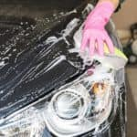 Interior car cleaning, spring car cleaning tips, spring cleaning tips and tricks for your car, car maintenance, car hacks, cleaning checklist