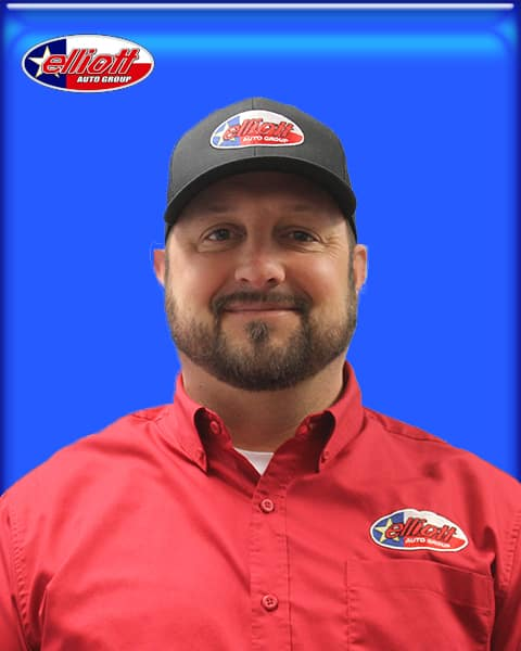 Jason Green, Ford Service Advisor