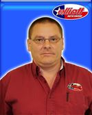 Mike Ellis, Dodge Parts Manager