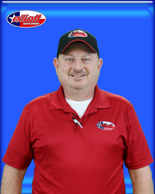 Monty Vaughn, Dodge Service Advisor