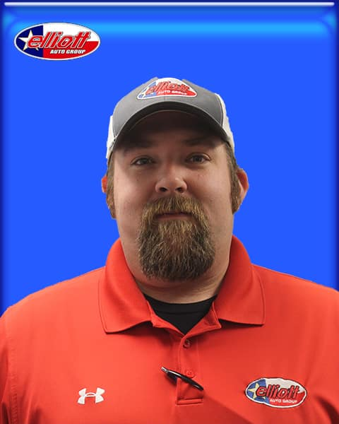 Will Foster, Ford Service Manager