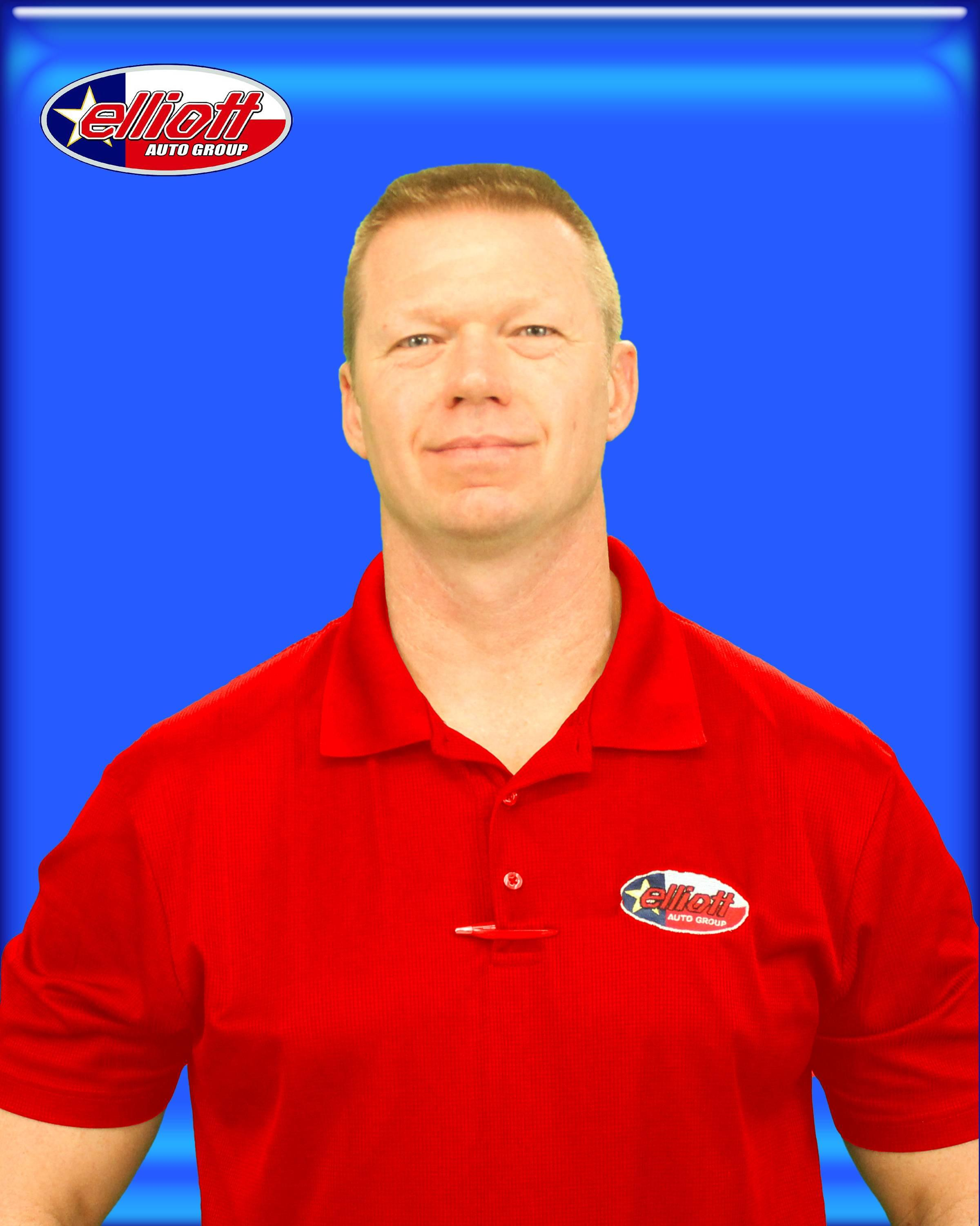 Richard Lowrey, Ford Parts Manager