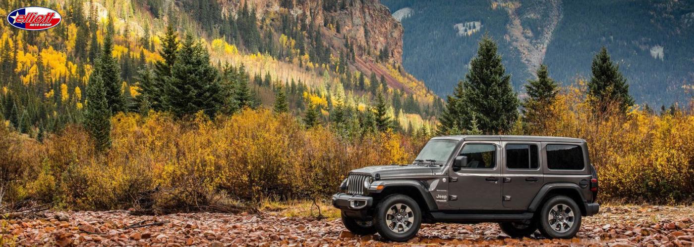 Jeep Wrangler Mt Pleasant TX