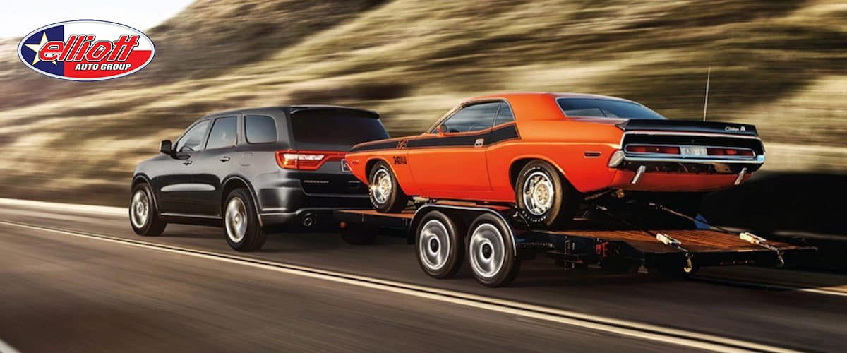 Dodge Durango Longview TX
