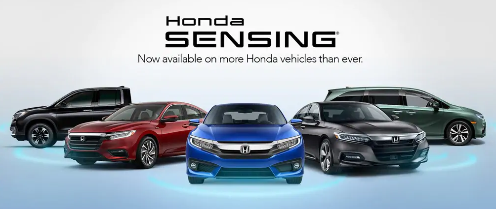 Honda Sensing Teen Safety