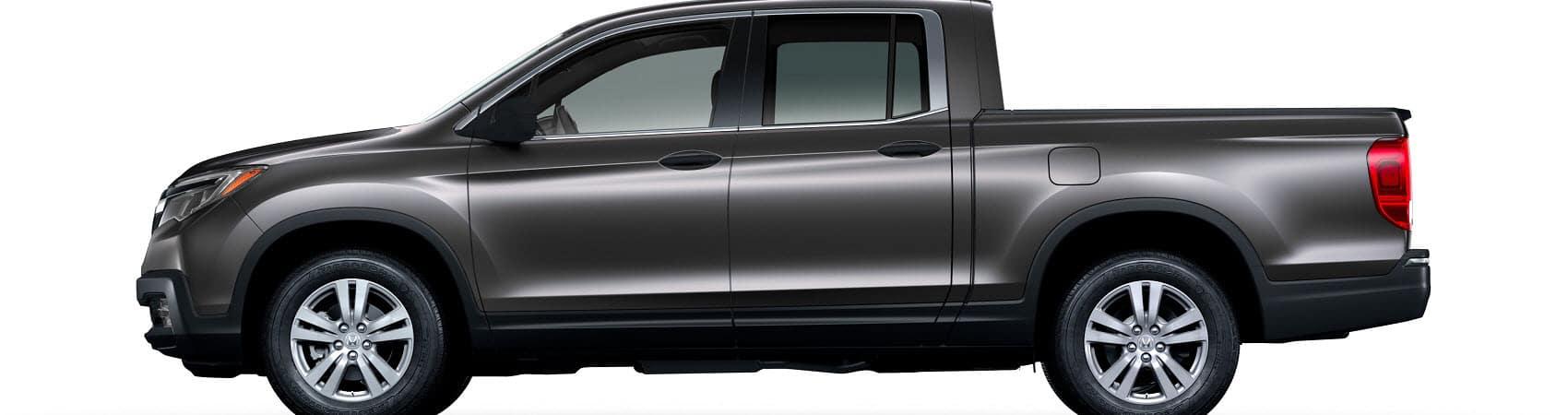 Honda Ridgeline Modern Steel Metallic