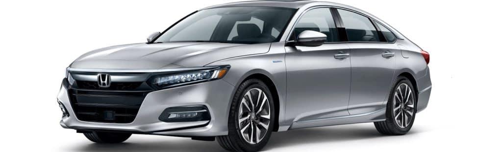 2020 Honda Accord Lunar Silver Metallic