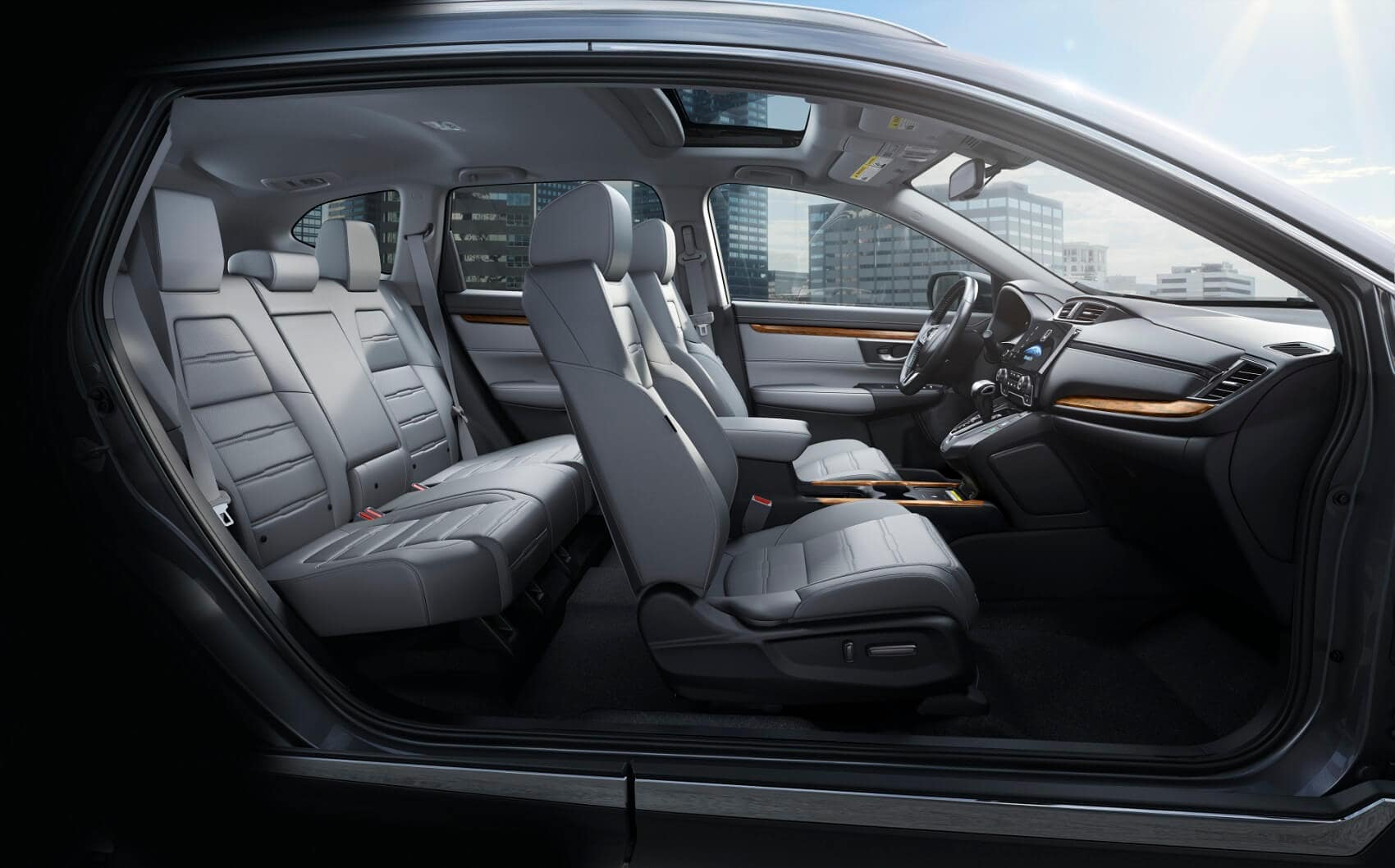 2020 Honda CR-V Interior Space