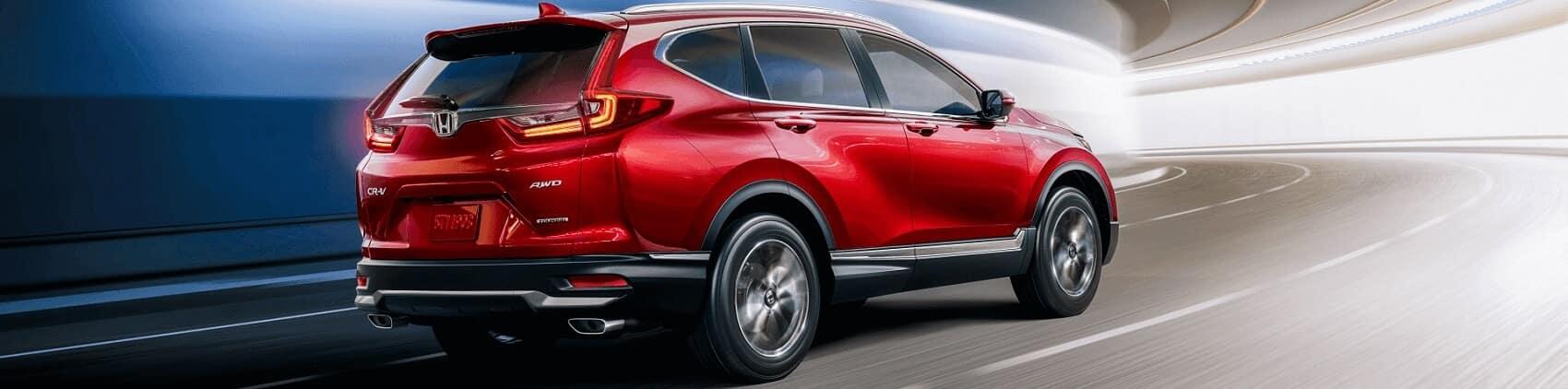 2020 Honda CR-V MPG