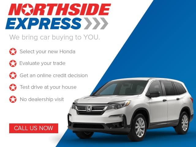 Northside Honda Express Shopping