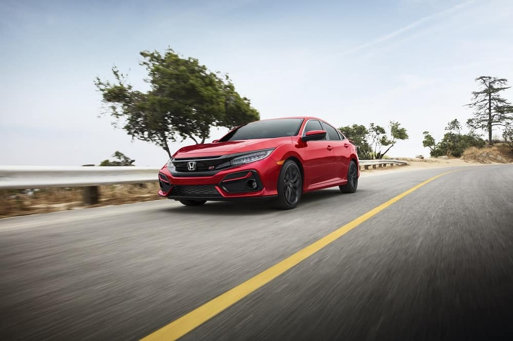 2020 Honda Civic MPG
