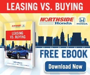 Honda Leasing vs Buying eBook