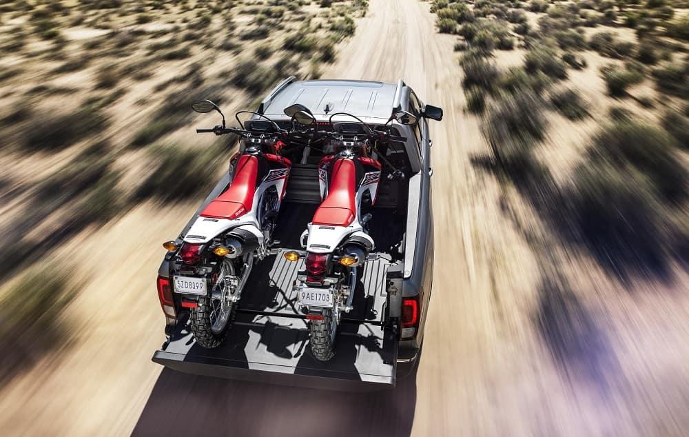 2020 Honda Ridgeline Truck Bed