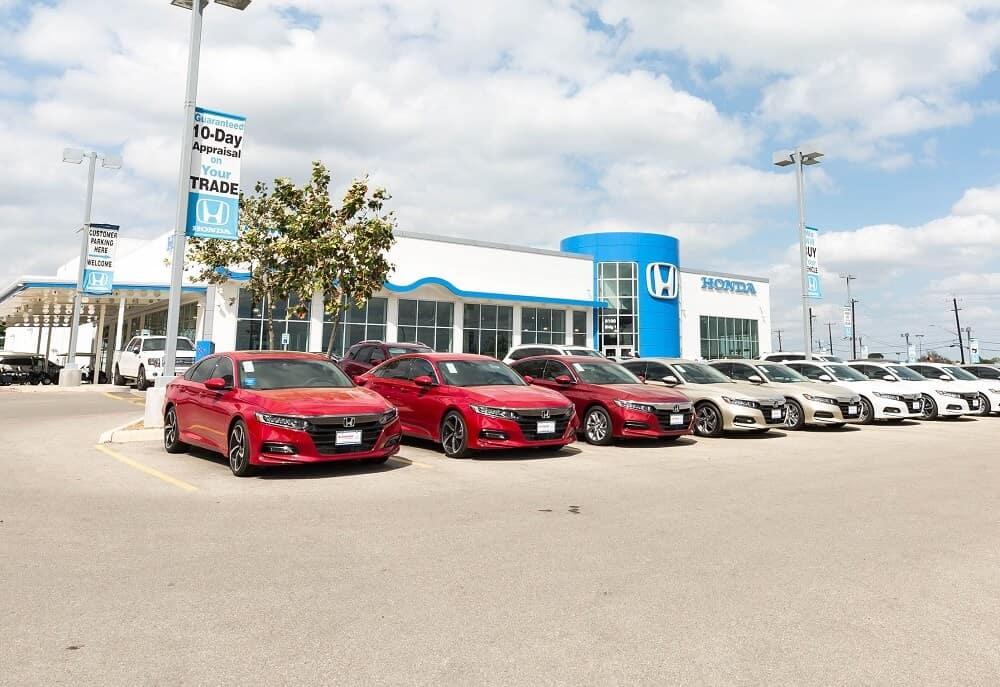 Northside Honda Car Inventory