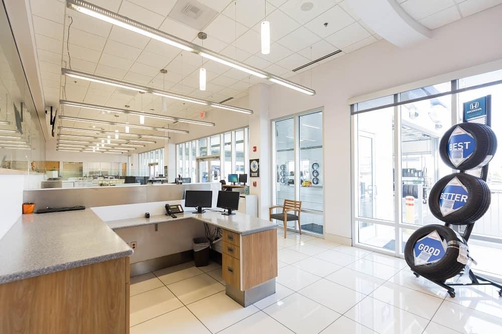 Northside Honda Service Desks