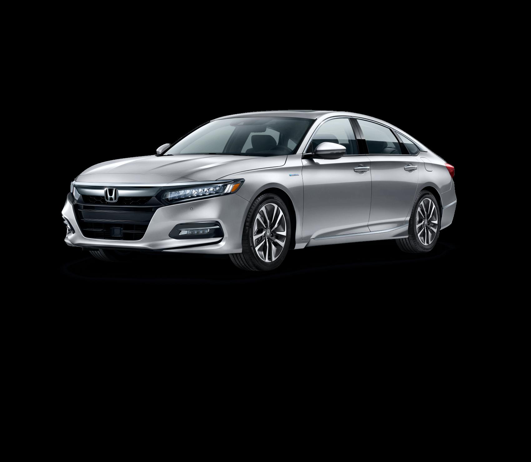 2020 Honda Accord Silver