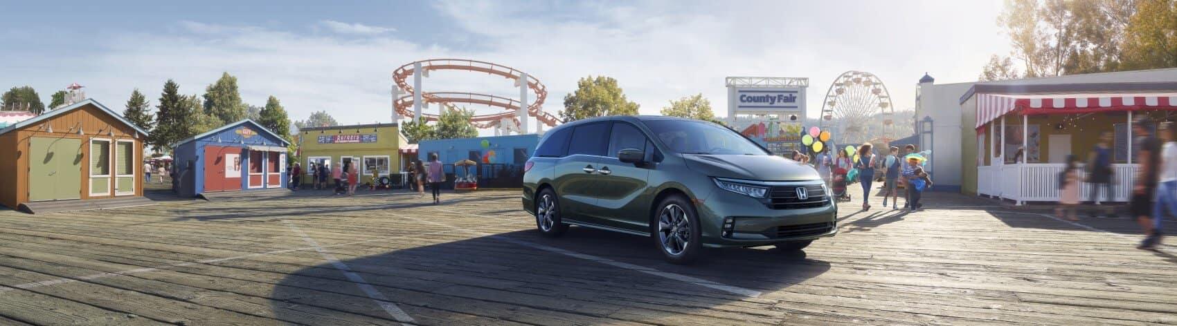 Honda Odyssey Deals near Schertz TX