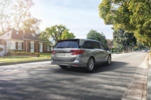 Honda Odyssey Inventory