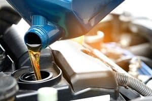 Honda Odyssey Oil Change