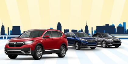 Honda Zero Percent Event