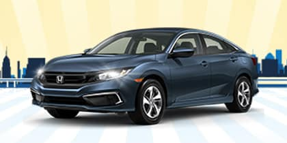 2020 Honda Civic LX FWD