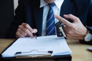 Financing at a Dealership