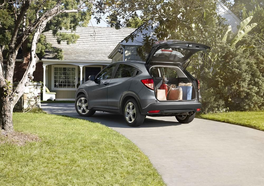 Honda HR-V Cargo Space