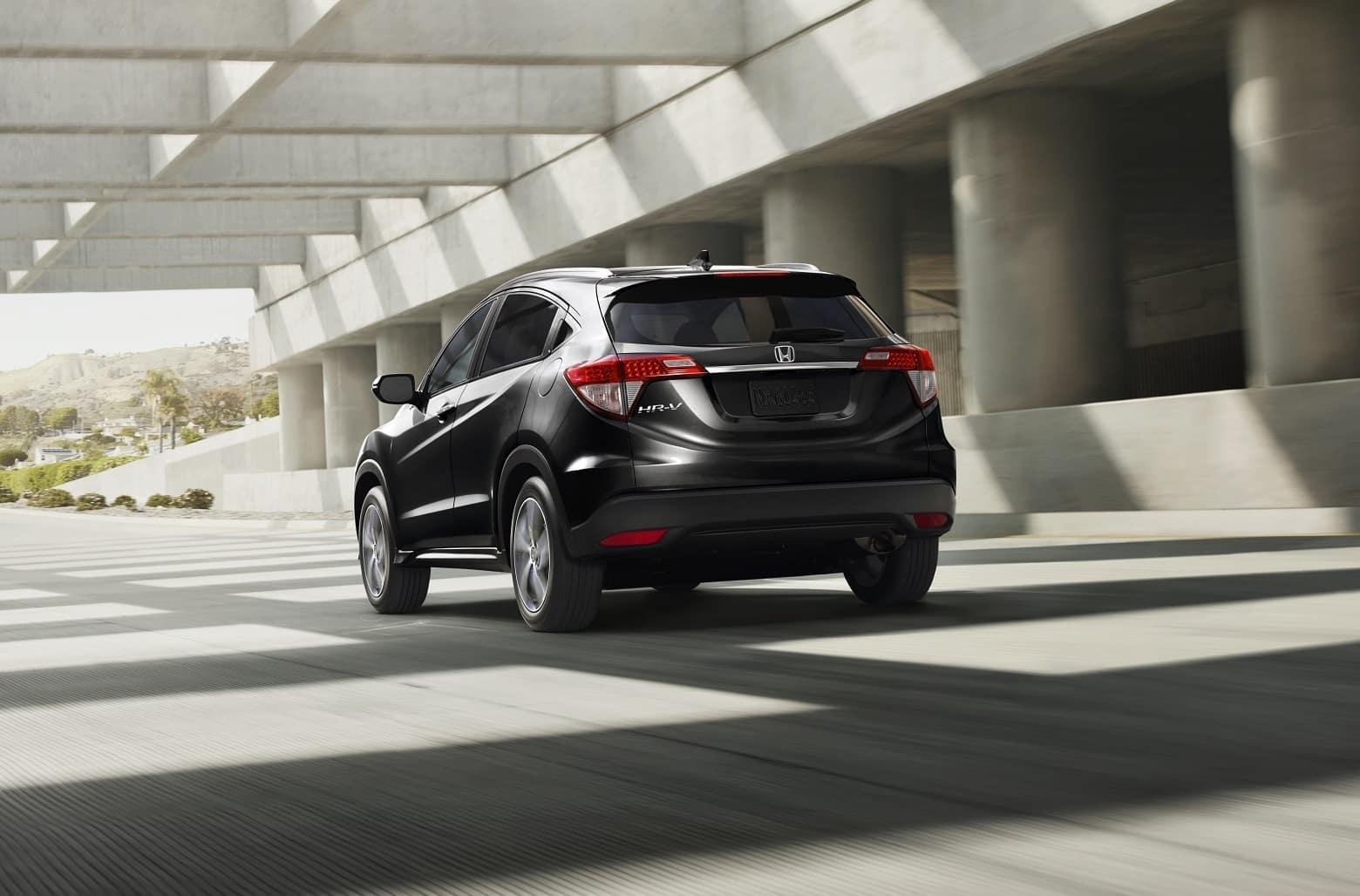 2021 Honda HR-V Driving