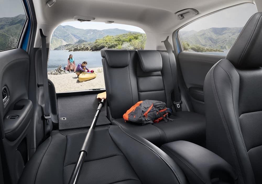 2021 Honda HR-V Interior Space