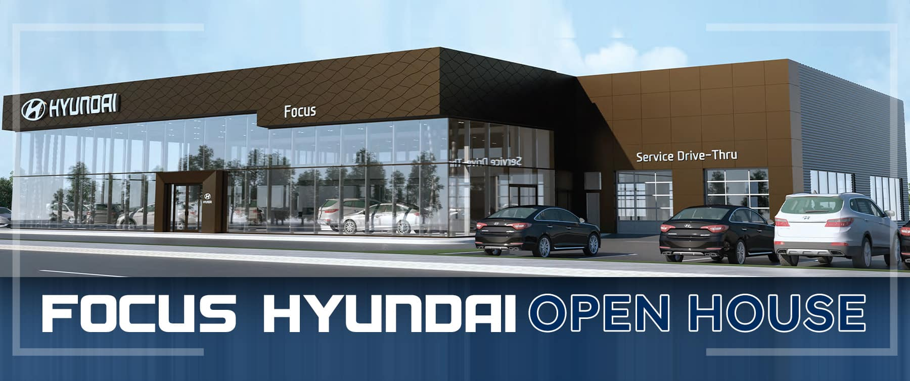 Hyundai Open House RSVP