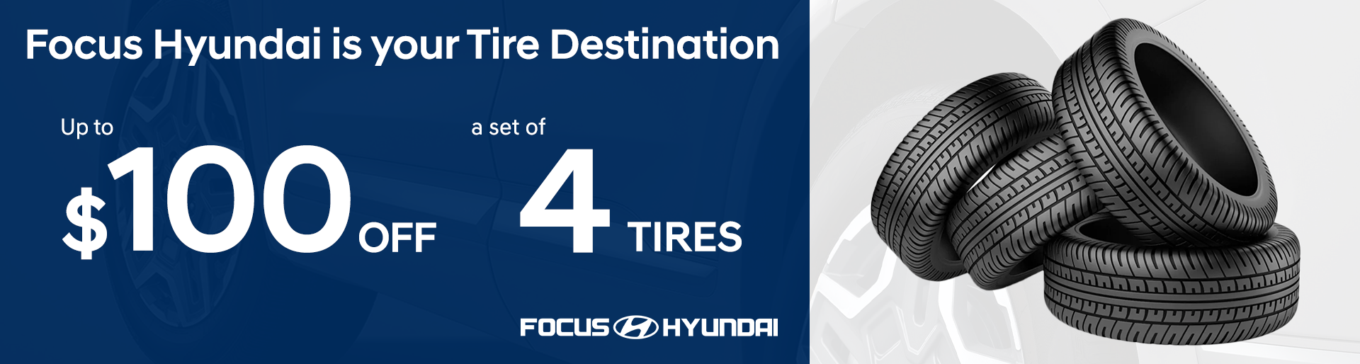 Tire Destination 100 off