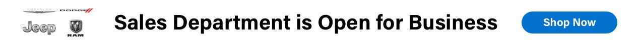 CDJR Sales Open