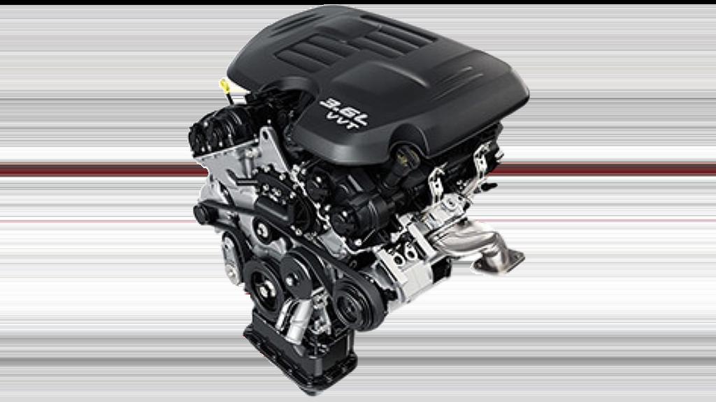 3.6L PPentastar® V6 Engine