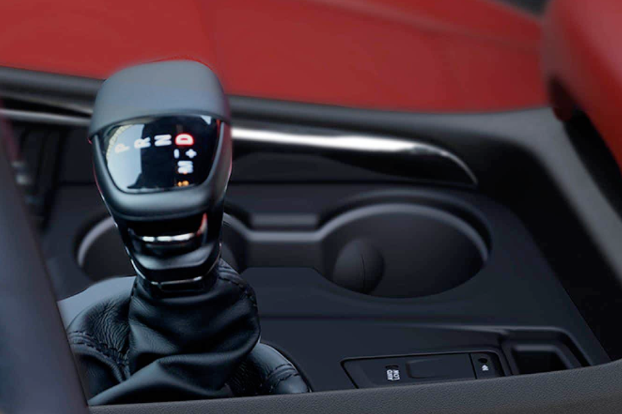 Gear sift for the 2021 Dodge Durango.