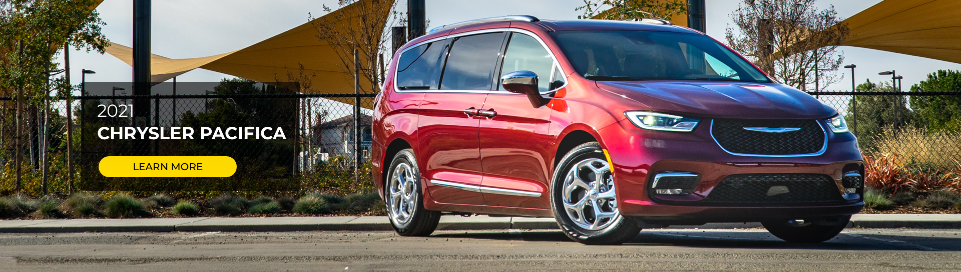 2021 Chrysler Pacifica Desktop
