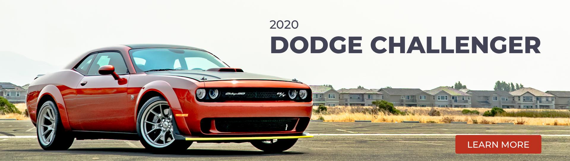 2020 Dodge Challenger Desktop V2
