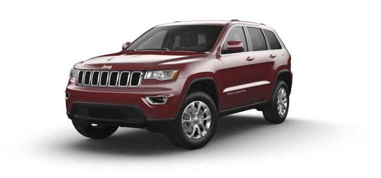 2021 Jeep Grand Cherokee Laredo X in the color Velvet Red Pearl-Coat