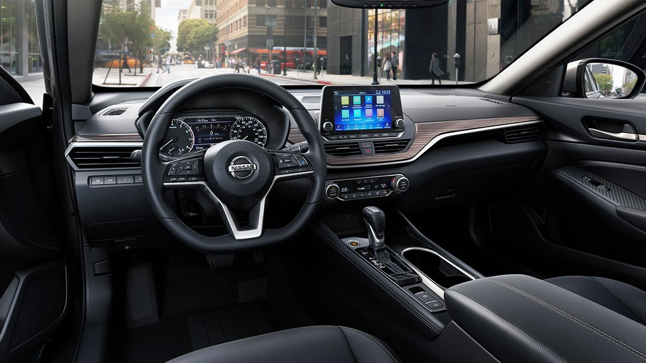2019 Nissan Altima Review Roseville | Future Nissan of ...