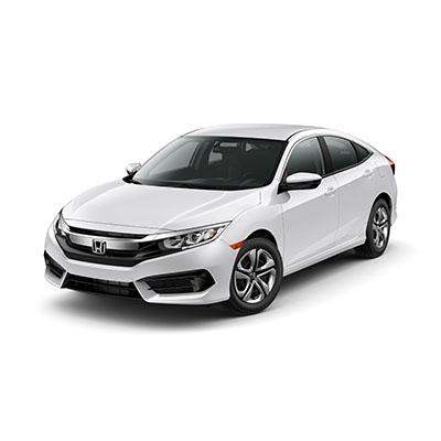 2016 Honda Civic for 0.9% APR