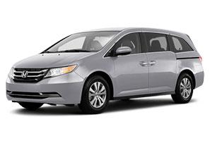 2016 Honda Odyssey for 0.9% APR