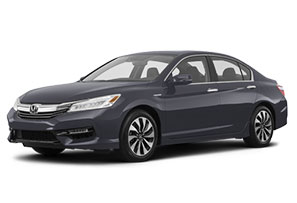 2017 Honda Accord Hybrid for 0.9% APR