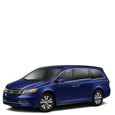 2017 Honda Odyssey 0.9% APR Special