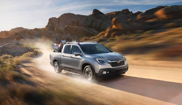 Taking Trucks to New Heights, the 2017 Honda Ridgeline - Garber Honda