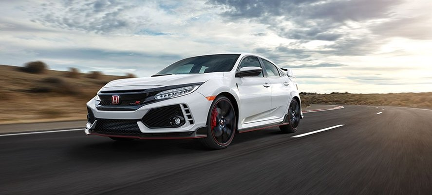 Coming to America: 2017 Honda Civic Type R - Garber Honda