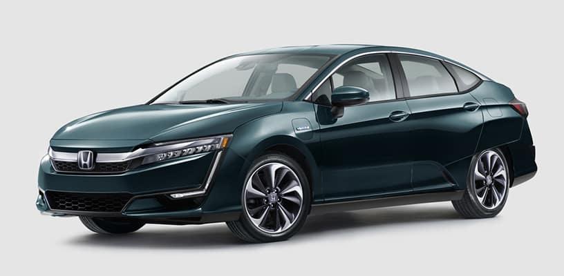 Smart Car Honda >> Clearly A Smart Car The 2018 Honda Clarity Plug In Garber Honda
